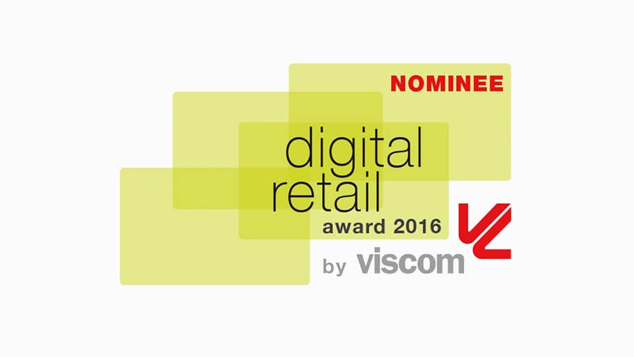 netvico ist für den Digital Retail Award nominiert!