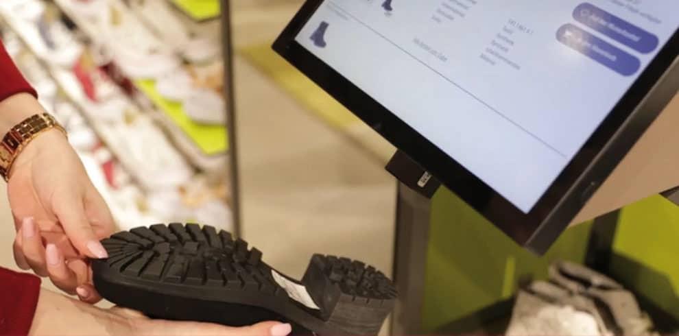 Digital transformation at Vögele Shoes